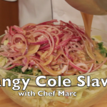 Best Tangy Cole Slaw on Dads That Cook with Jason Glover