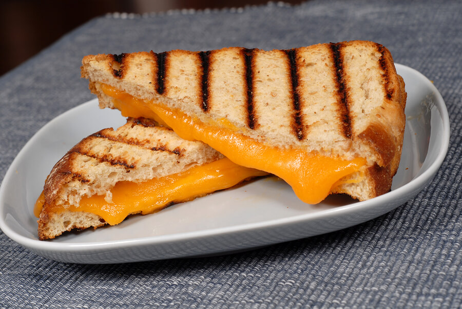 Cooking For the Family: Spice Up Grilled Cheese