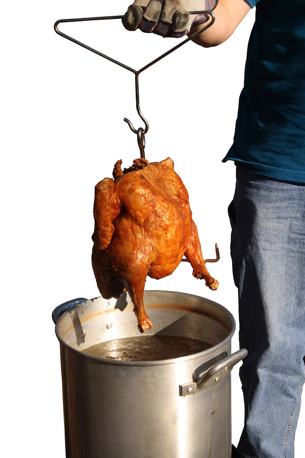 You'll Find Men Cooking More than Turkeys this Thanksgiving