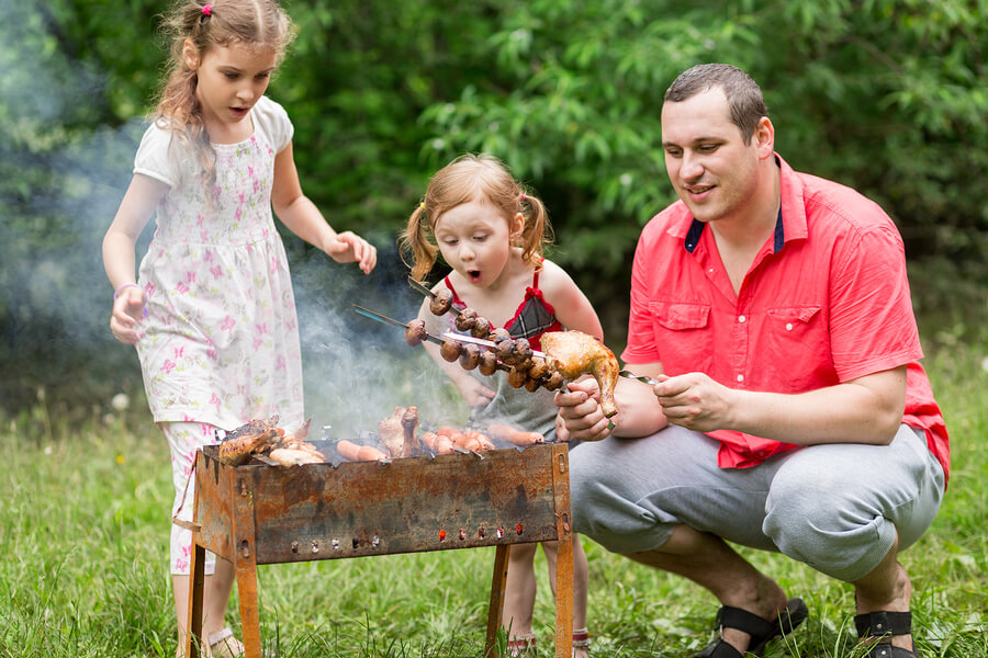 Why Children Like Cooking with Daddy