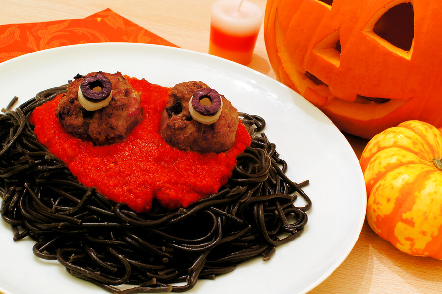 What to Cook for Dinner on Halloween
