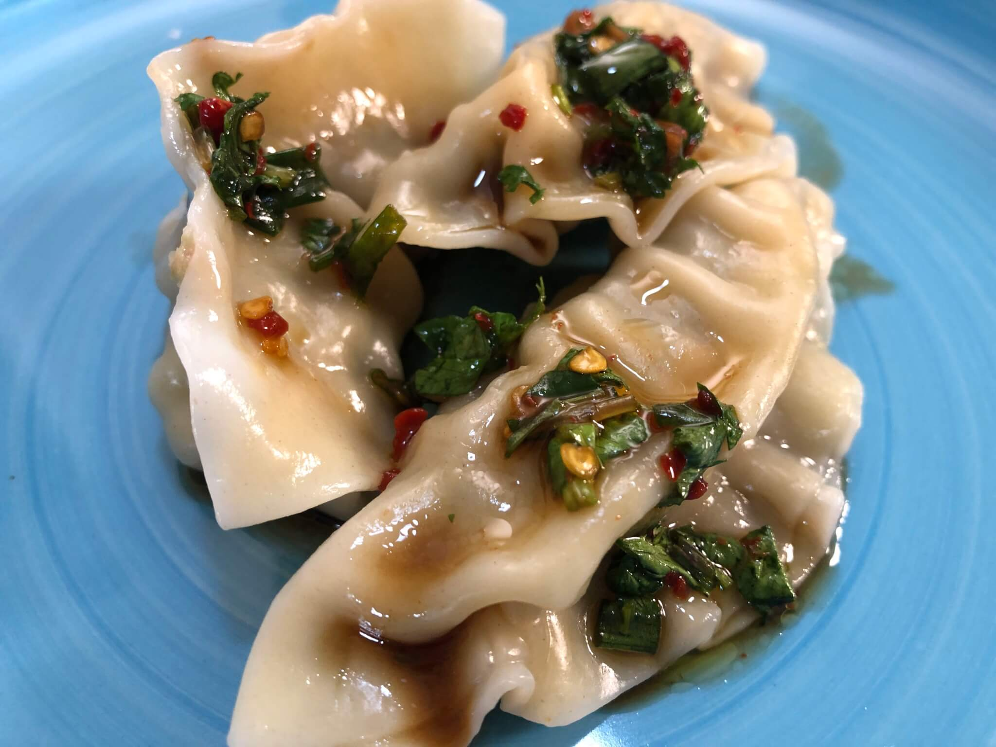 How To Make Authentic Homemade Dumplings (Jiaozi)