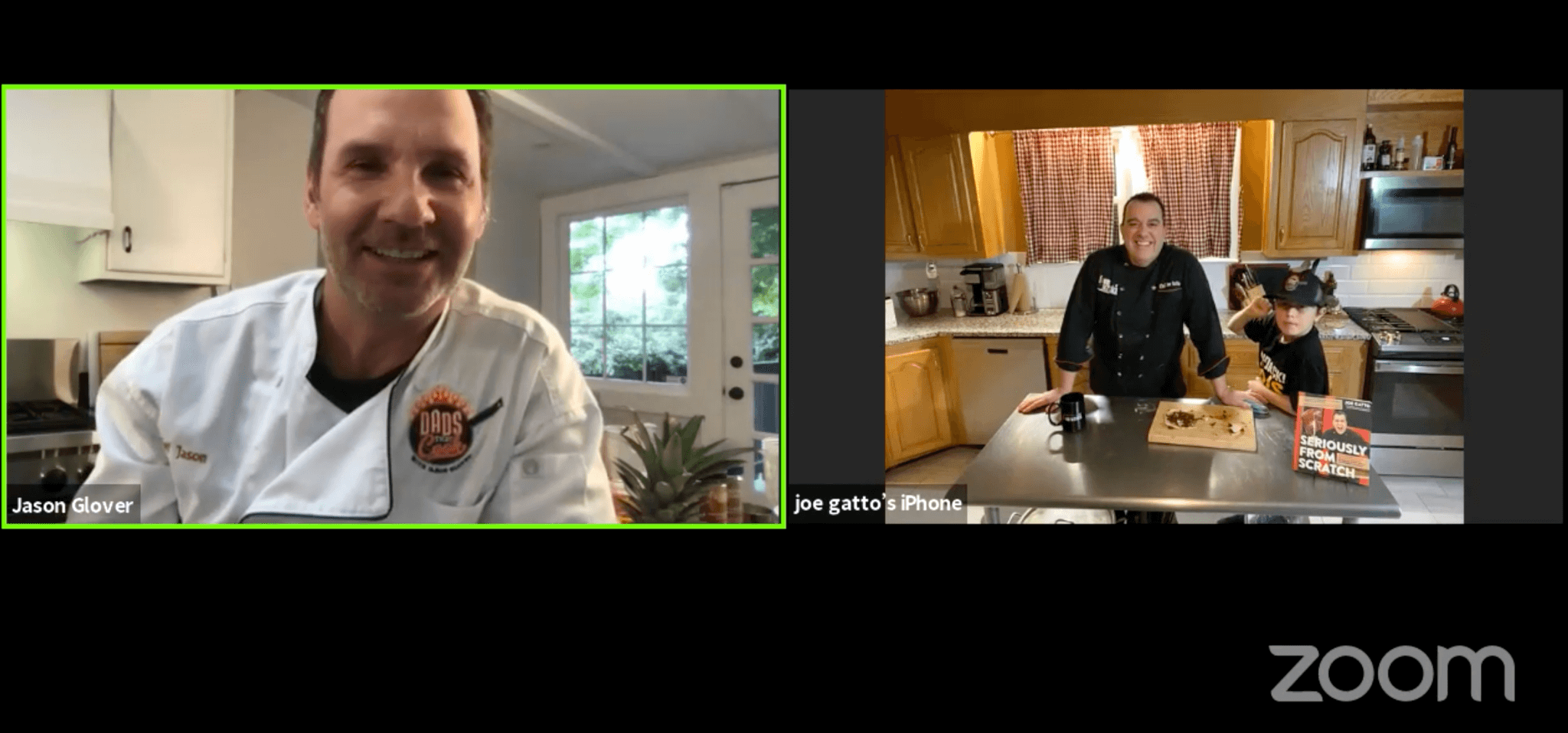 From Scratch Tacos with Chef Joe Gatto